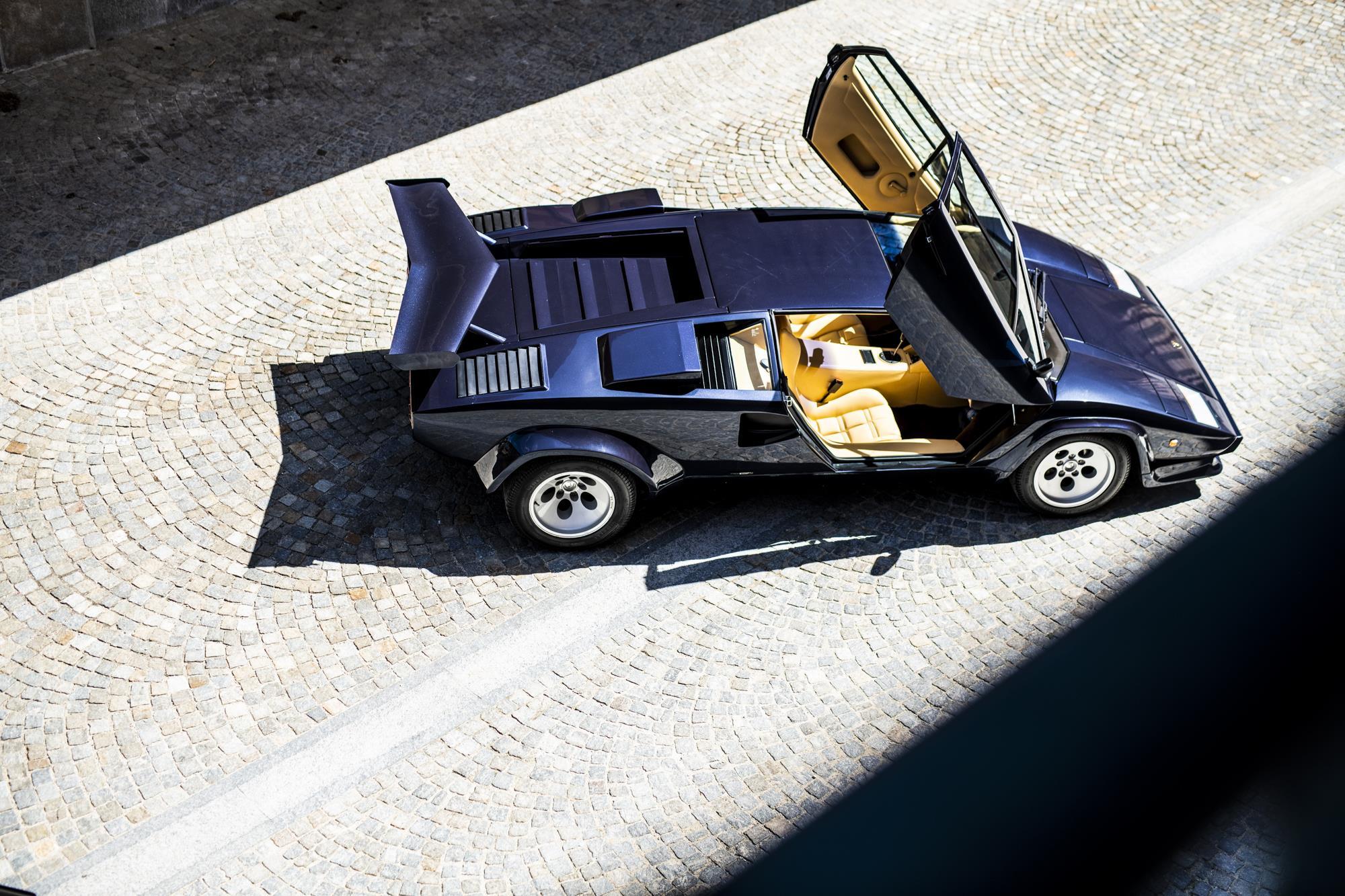 Lamborghini Countach LP 5000 S Remi Dargegen