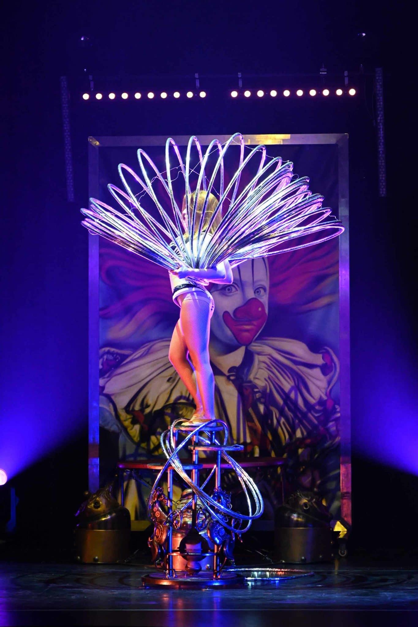 Circus – Festival der Artisten – Die neue Show im GOP Varieté-Theater Bonn