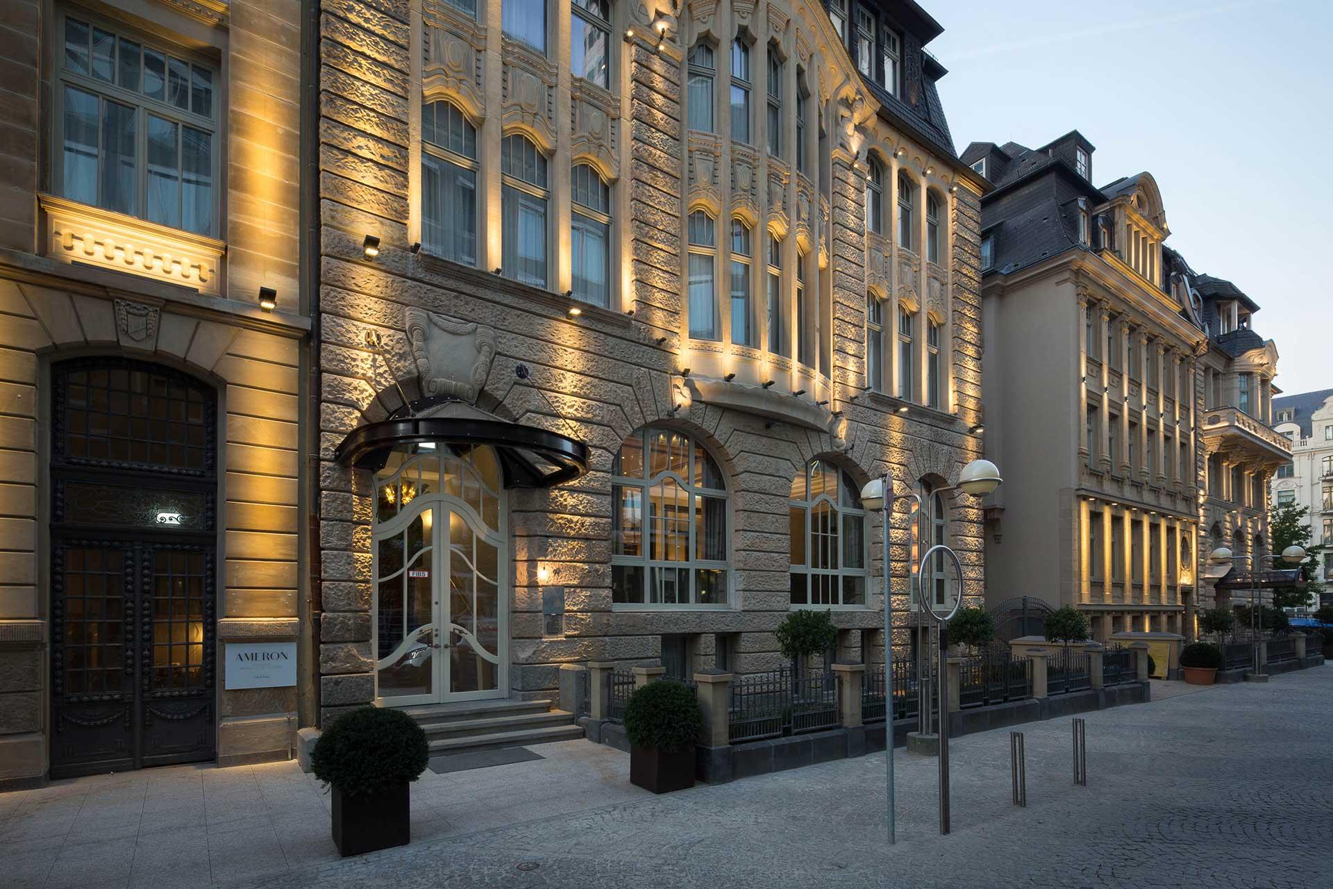 Die Ameron Frankfurt Neckarvillen Boutique ist wieder da