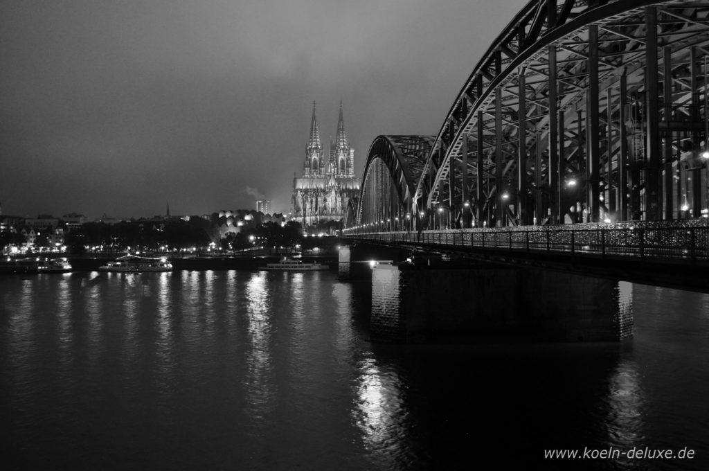 Die Hohenzollernbrücke