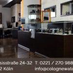 Cologne Watch Center Verkaufsraum in Köln