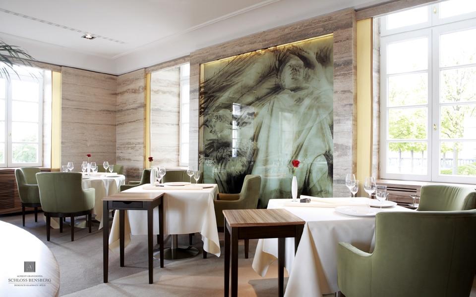 Gourmet Restaurant Vendôme Innen