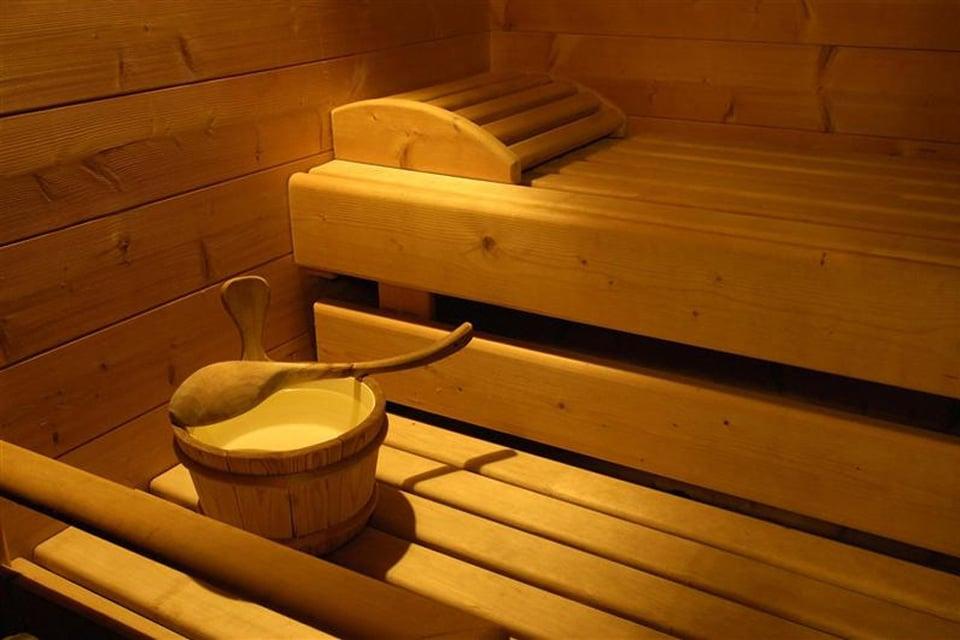 Astor Aparthotel Sauna
