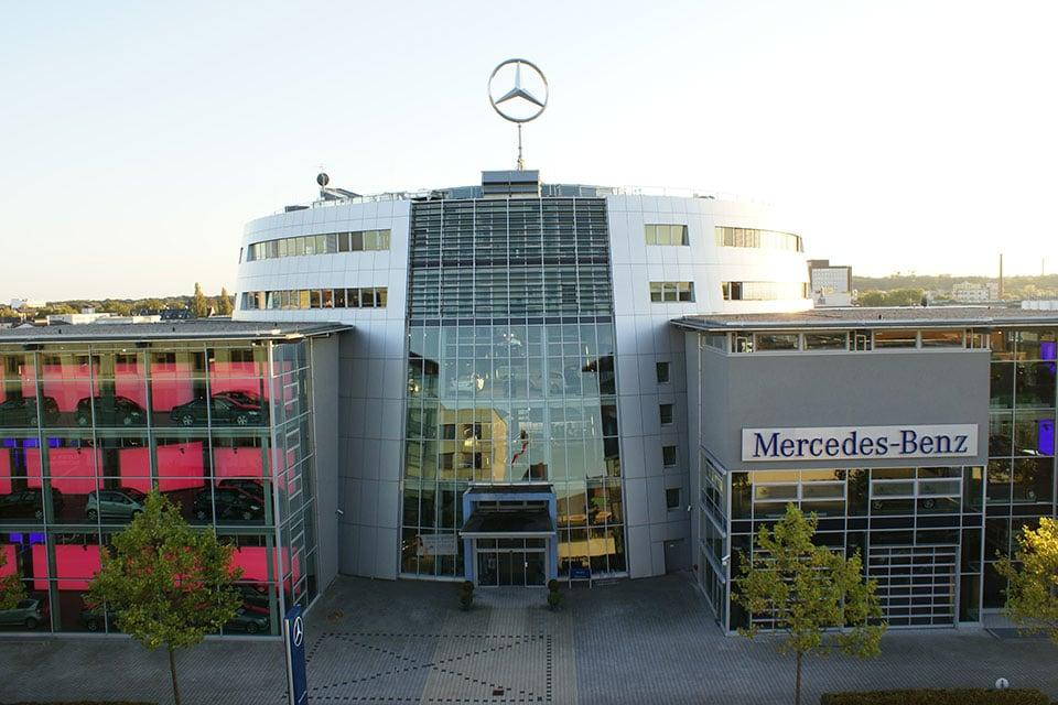 Mercedes Köln Mercedes Allee